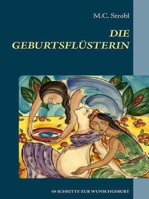 cover image of Die Geburtsflüsterin