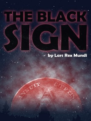 cover image of The Black Sign