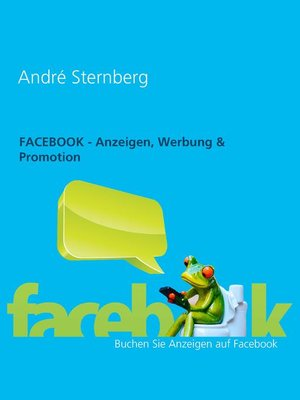 cover image of Facebook--Anzeigen, Werbung & Promotion