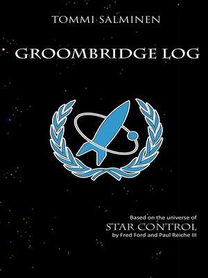 cover image of Groombridge Log