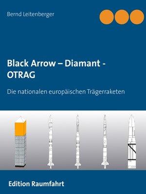 cover image of Black Arrow – Diamant--OTRAG