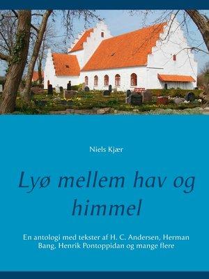 cover image of Lyø mellem hav og himmel