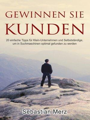cover image of Gewinnen Sie Kunden