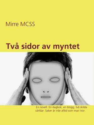 cover image of Två sidor av myntet