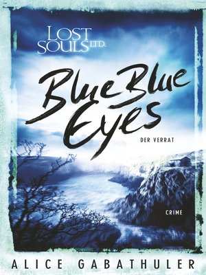 cover image of Blue Blue Eyes