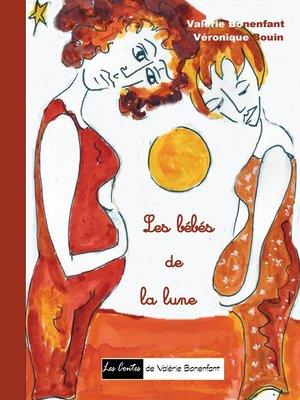 cover image of Les bébés de la lune