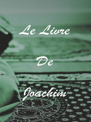 cover image of Le Livre de Joachim