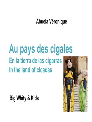 cover image of Au pays des cigales