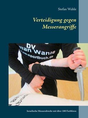 cover image of Verteidigung gegen Messerangriffe