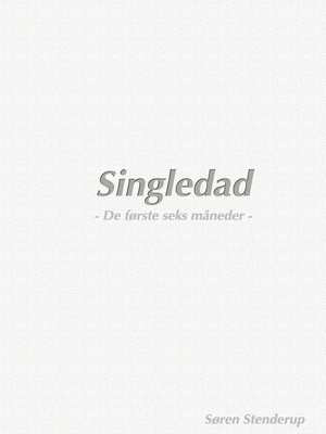 cover image of Singledad
