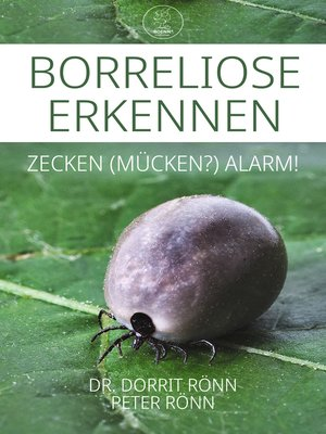 cover image of Borreliose erkennen