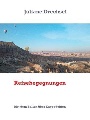 cover image of Mit dem Ballon über Kappadokien