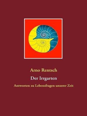 cover image of Der Irrgarten