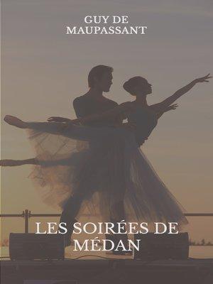 cover image of Les soirées de Médan