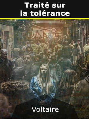 cover image of Traité sur la tolérance