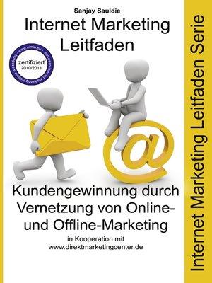 cover image of Kundengewinnung durch Vernetzung von Online- und Offline-Marketing