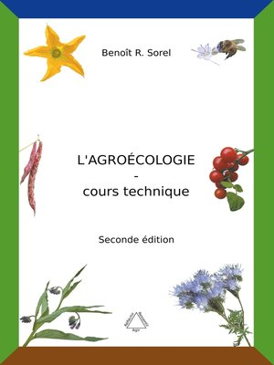 cover image of L'agroécologie--Cours Technique