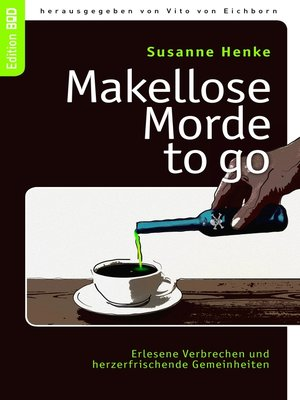 cover image of Makellose Morde to go