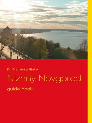 cover image of Nizhny Novgorod