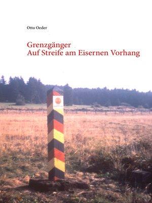 cover image of Grenzgänger
