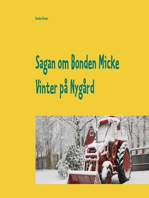 cover image of Sagan om Bonden Micke