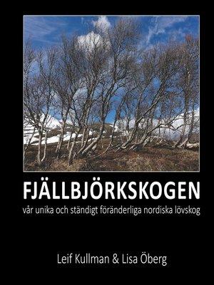 cover image of FJÄLLBJÖRKSKOGEN