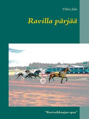 cover image of Ravilla pärjää