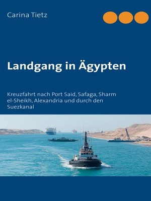 cover image of Landgang in Ägypten
