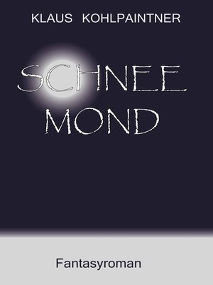 cover image of Schneemond