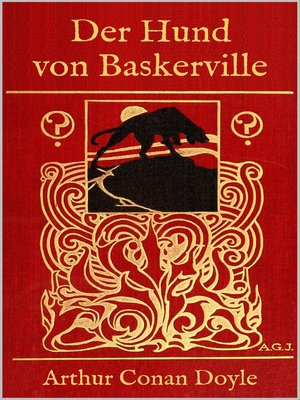 cover image of Der Hund von Baskerville