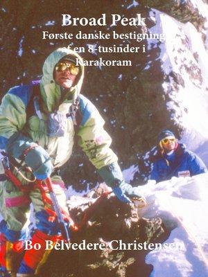 cover image of Broad Peak
