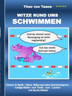 cover image of Witze rund ums Schwimmen