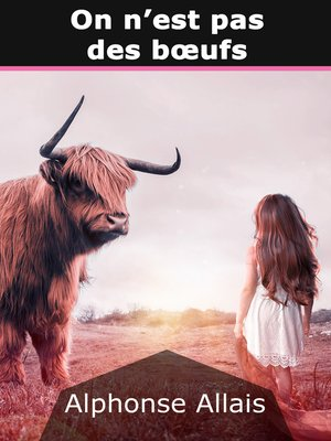 cover image of On n'est pas des boeufs