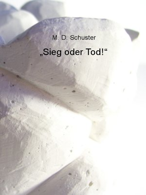 "cover image of ""Sieg oder Tod!"""