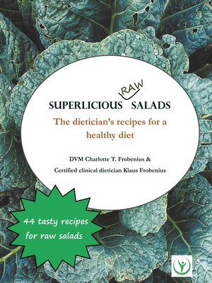 cover image of Superlicious  Raw Salads