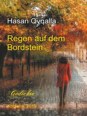 cover image of Regen auf dem Bordstein