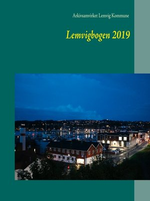 cover image of Lemvigbogen