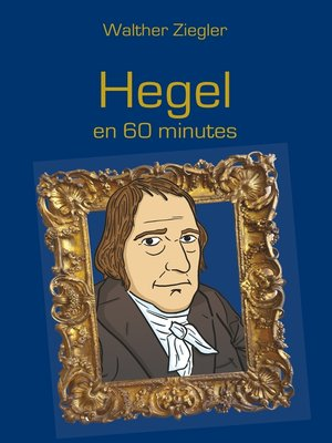 cover image of Hegel en 60 minutes