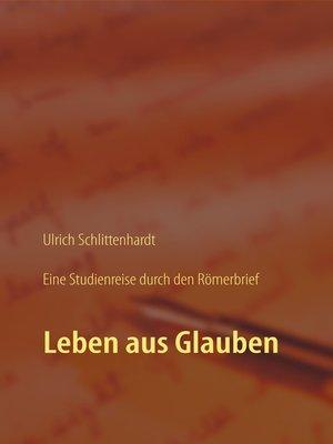 cover image of Leben aus Glauben