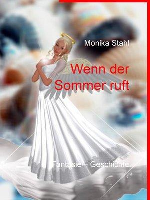 cover image of Wenn der Sommer ruft