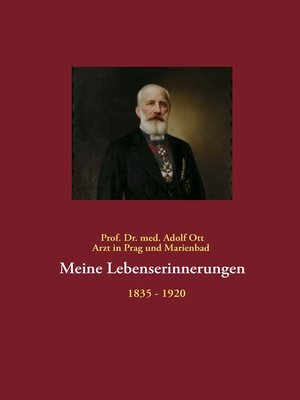 cover image of Meine Lebenserinnerungen