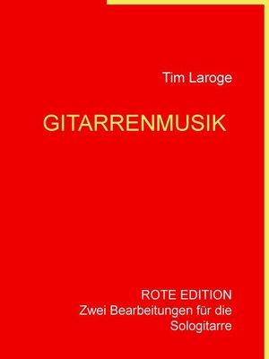 cover image of Gitarrenmusik