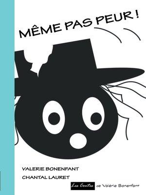 cover image of Même pas peur