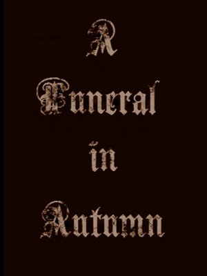 cover image of A Funeral in Autumn