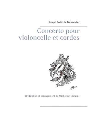 cover image of Concerto pour violoncelle et cordes