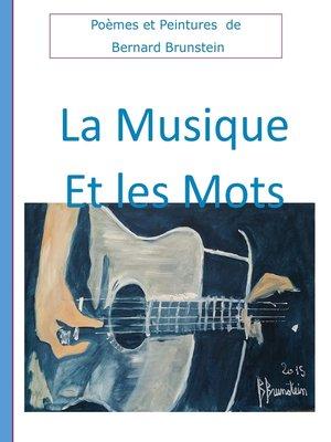 cover image of La Musique et les mots