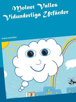 cover image of Molnet Valles Vidunderliga Utfärder