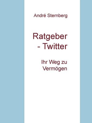 cover image of Ratgeber--Twitter