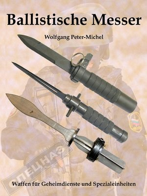 cover image of Ballistische Messer