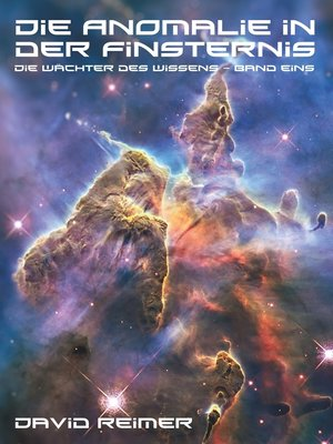 cover image of Die Anomalie in der Finsternis